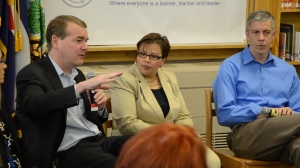 Sen. Bennet lifts the importance of teacher quality in the MSLA discussion